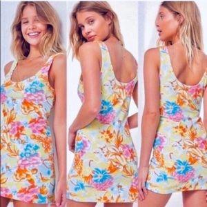 Ecote Dresses - Urban outfitters Ecote bodycon Lana Tunic; Medium